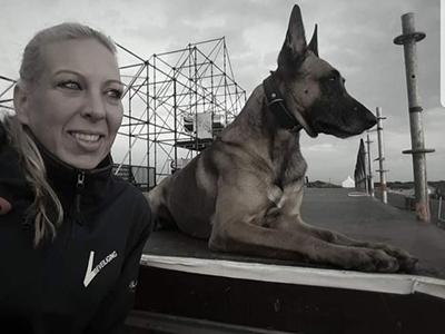 Petra, Hondengeleider